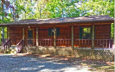 Hayesville Single Family Home For Sale: 120 Penland Indian Trail