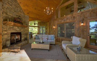 Blue Ridge Single Family Home For Sale: 19a Green Ridge Mountain