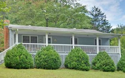 Blairsville Single Family Home For Sale: 5085 St Hwy 325