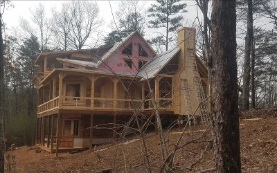 Blue Ridge Single Family Home For Sale: Lot 3 Weaver Creek Still
