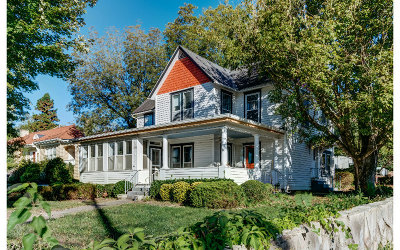 Murphy Single Family Home For Sale: 272 Valley River Avenue