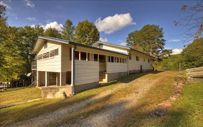 Blue Ridge Single Family Home For Sale: 171 Salvage Lane