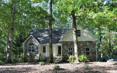 Hiawassee Single Family Home For Sale: 2201 Cedar Cliff Road
