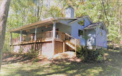 Hayesville Single Family Home For Sale: 277 West Cherry Rd