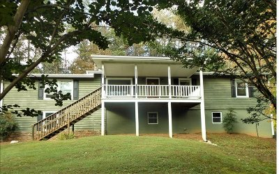 Ellijay Single Family Home For Sale: 125 Edgewood Lane