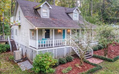 Ellijay Single Family Home For Sale: 15 Padget Ln
