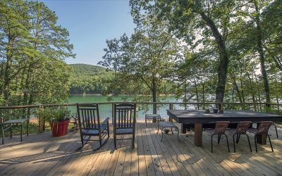 Blairsville Single Family Home For Sale: 259 Lake View Circle