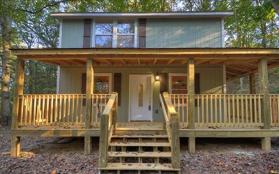 Ellijay Single Family Home For Sale: 257 Pen Drive