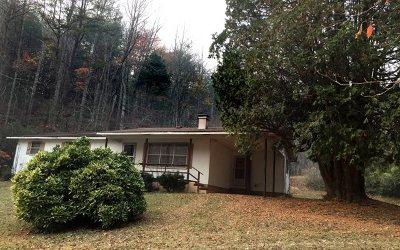 Murphy Single Family Home For Sale: 445 Bill Barker Road