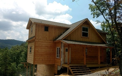 Blue Ridge Single Family Home For Sale: Tom Tom Trail