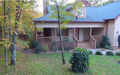 Cherokee County Single Family Home For Sale: 445 White Oak Drive