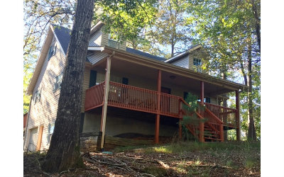 Ellijay Single Family Home For Sale: 177 Zenith Trail