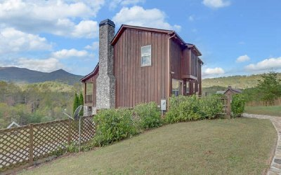 Hiawassee Single Family Home For Sale: 607 Mill Ridge Rd