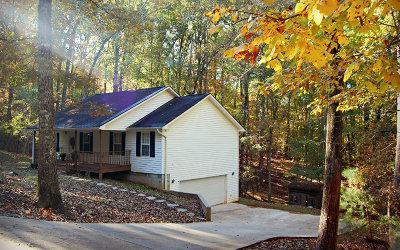 Ellijay Single Family Home For Sale: 99 Rockingham Way