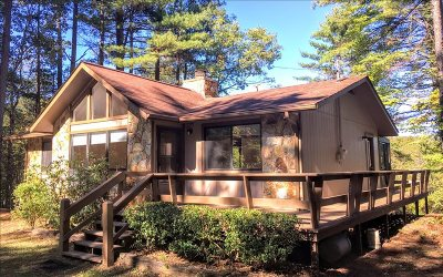 Single Family Home For Sale: 483 Laurel Cove Road