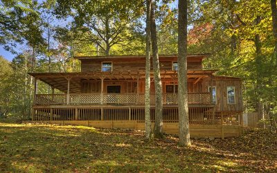 Blairsville Single Family Home For Sale: 81 Meadow Hill