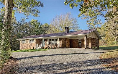 Blairsville Single Family Home For Sale: 375 Allison Rd