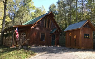 Cherokee County Single Family Home For Sale: 50 Mint Ln