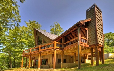 Blue Ridge Single Family Home For Sale: 12 Heights Overlook