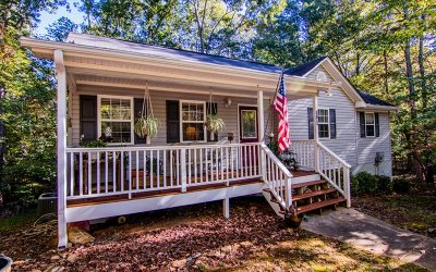 Ellijay Single Family Home For Sale: 1194 Riverview Drive