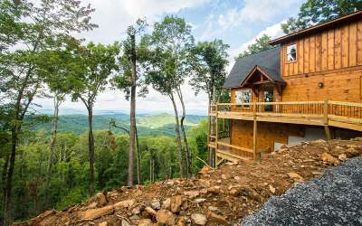 Blue Ridge Single Family Home For Sale: Lt 9 Aska's Grand Vista