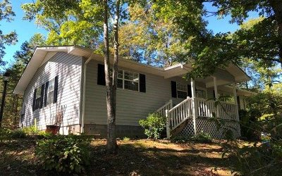 Cherokee County Single Family Home For Sale: 634 Nc Hwy 60
