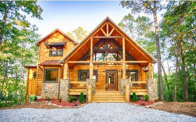 Blue Ridge Single Family Home For Sale: Lt45 South Toccoa Estates
