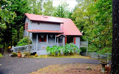 Ellijay Single Family Home For Sale: 44 Amber Ct