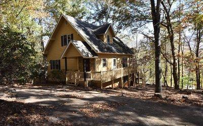 Jasper Single Family Home For Sale: 28 Blue Pine Court