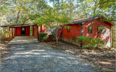 Murphy Single Family Home For Sale: 39 Mountaineer Drive