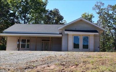 Warne Single Family Home For Sale: 246 White Oak