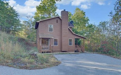 Blairsville Single Family Home For Sale: 19 Lynnmarie Drive