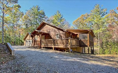 Blairsville Single Family Home For Sale: 331 Morning Side Drive