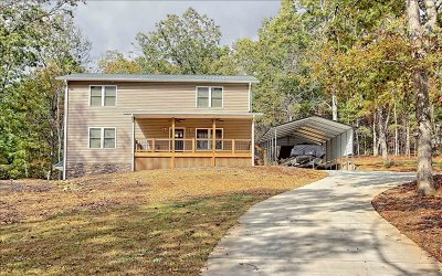 Blairsville Single Family Home For Sale: 25 Scooter Lane