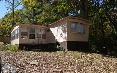 Hiawassee Single Family Home For Sale: 2639 Deer Run Dr