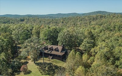 Ellijay Single Family Home For Sale: 2581 Old Flat Branch Road
