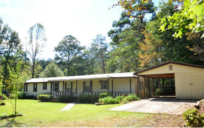 Mineral Bluff Single Family Home For Sale: 52 Shields Rd