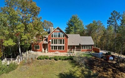 Ellijay Single Family Home For Sale: 312 Charles Road
