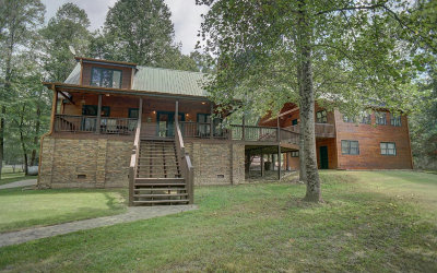 Mineral Bluff Single Family Home For Sale: 934 Fish Trap Trail