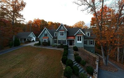 Blairsville Single Family Home For Sale: 216 Julius Chambers Dr