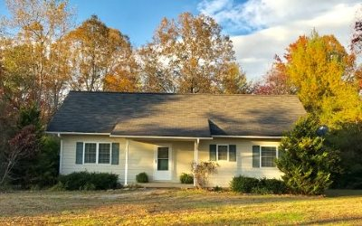 Blairsville Single Family Home For Sale: 460 Lance Mountain Road