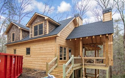 Ellijay Single Family Home For Sale: L3800 Gallery Court