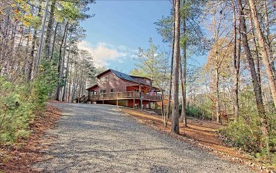 Blairsville Single Family Home For Sale: 95 Morning Star