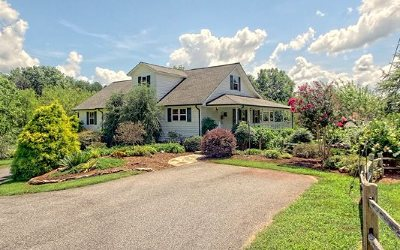 Union County Single Family Home For Sale: 605 Boy Scout Road