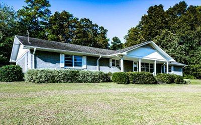 Jasper Single Family Home For Sale: 2978 Refuge Rd