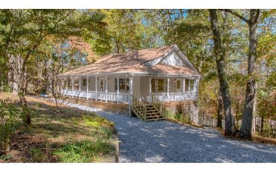 Blairsville Single Family Home For Sale: 569 Kimsey Street