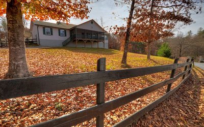 Blairsville Single Family Home For Sale: 105 Promised Land Way