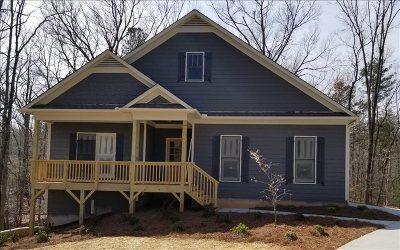 Ellijay Single Family Home For Sale: 138 Hackney Trail
