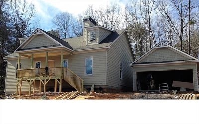 Ellijay Single Family Home For Sale: 39 Belgian Trail