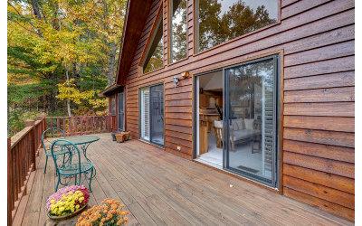 Murphy Single Family Home For Sale: 315 Boyd Ridge